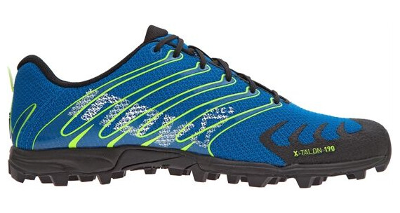 Inov-8 X-talon 190 Precision Fit Blue/Black/Neon Yellow